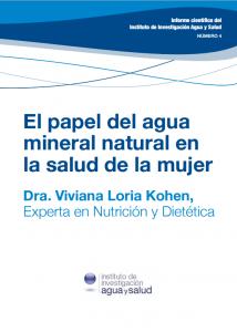 El papel del agua mineral natural en la salud de la mujer-PDF
