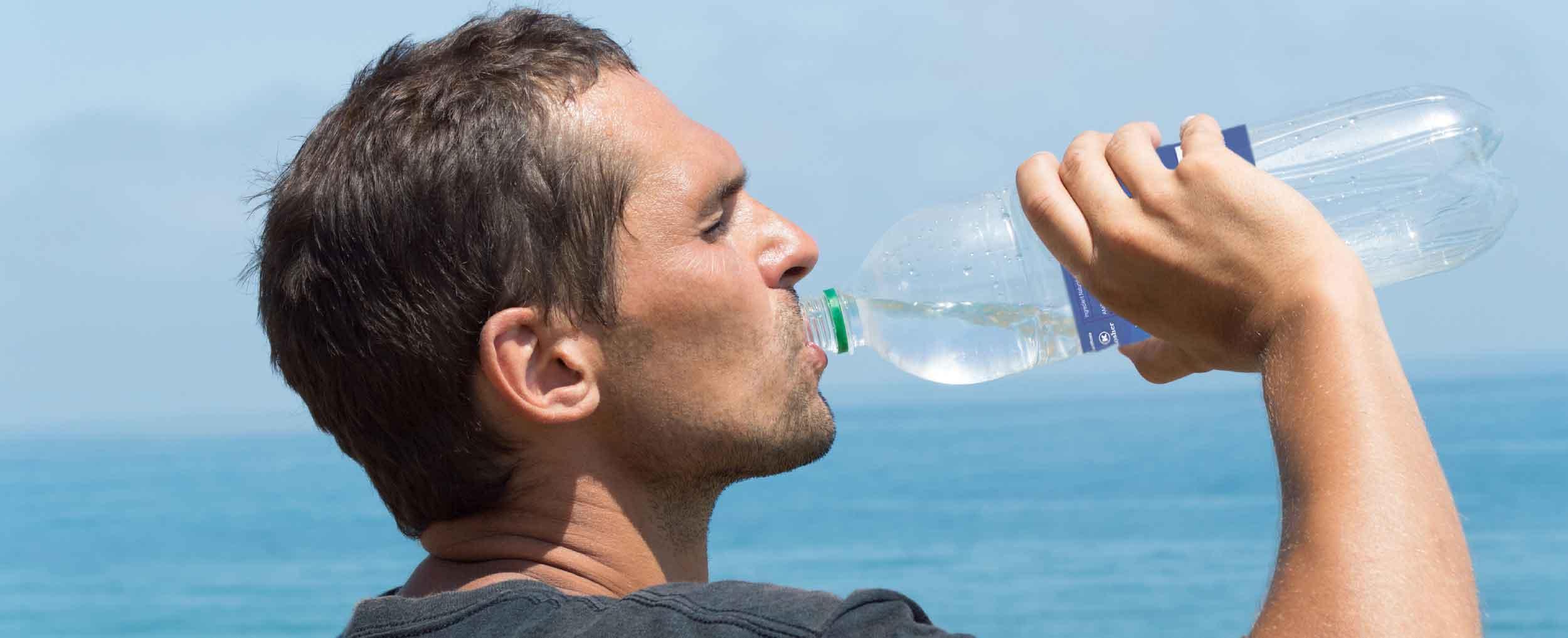 Hidratación   Agua Mineral Natural