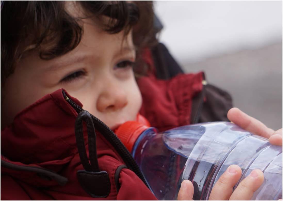 Beneficios de la hidratacion en bebes
