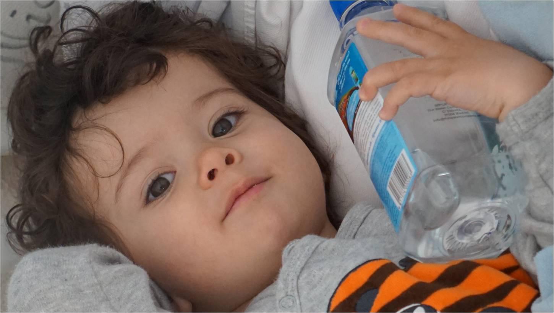 Beneficios de la hidratacion en los bebes