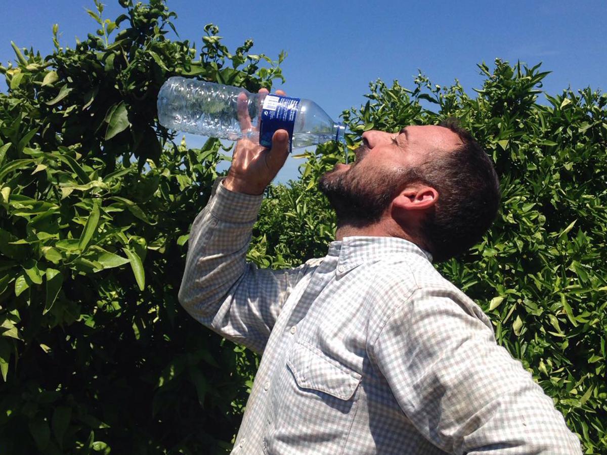 Los beneficios de una hidratación saludable en el trabajo
