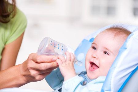 la hidratación de nuestro bebé
