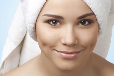 deshidratación en piel y cabello